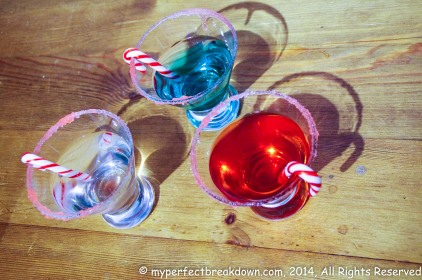 20141222 - Candy Cane Martini2