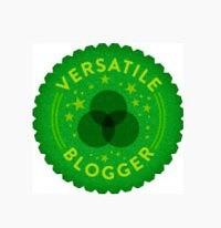 20150307 - Versatile Blogger Award